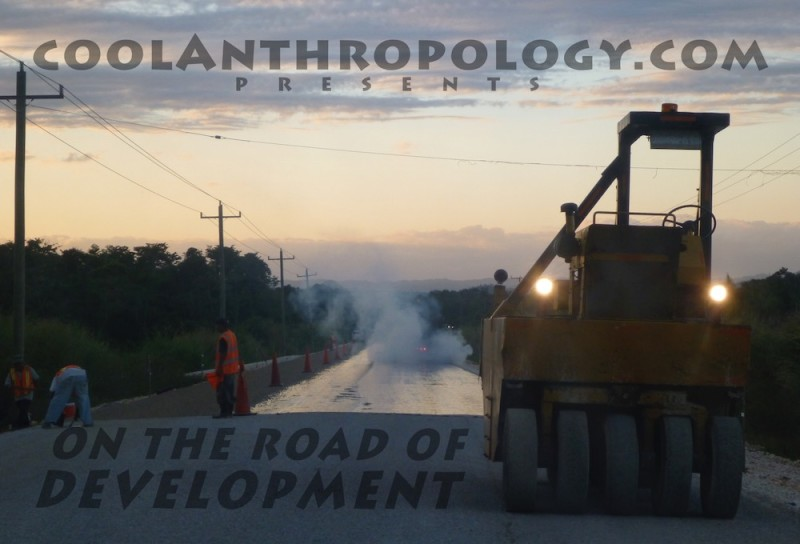 Cool Anthropology Presents The Road of Development