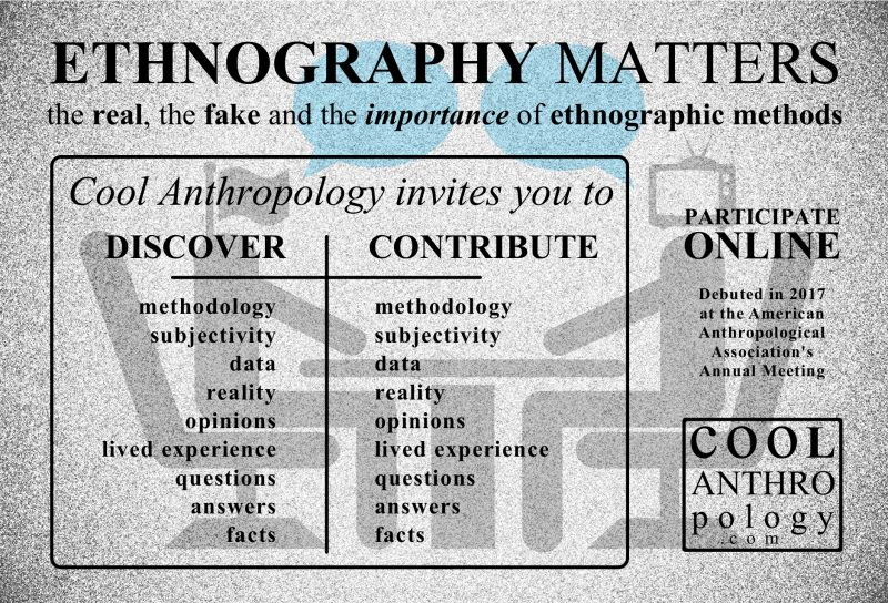 Participate in Ethnography Matters